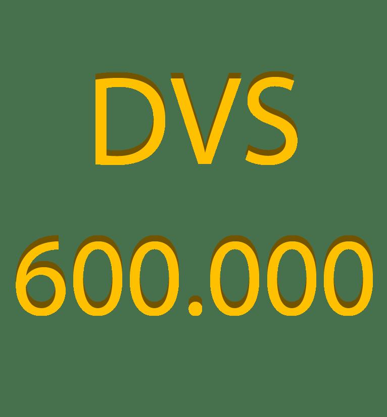 DVS – 600.000