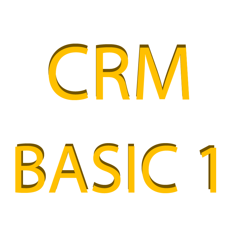 CRM- BASIC 1