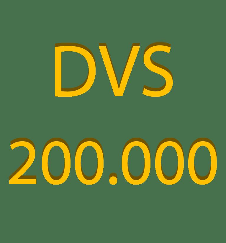 DVS – 200.000